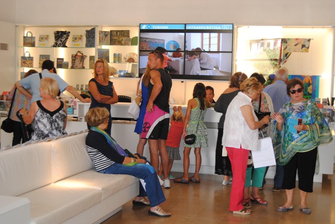 Visit gu xols 6 espace carmen thyssen - Sant feliu de guixols office du tourisme ...